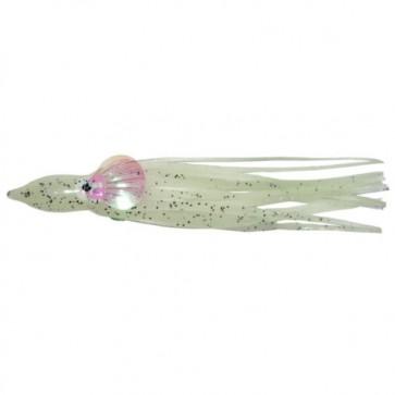 """10X 4.75"""" Geisha Squid Fishing Squid Skirt GOLOW"""