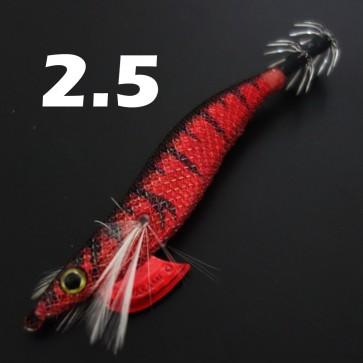 Size 2.5 HARIMITSU Normal Sinking SQUID JIGS