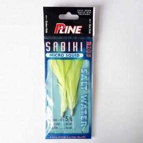 P-Line Farallon Feathers 5/0